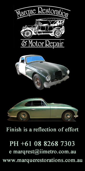 Marque Restoration and Motor Repair