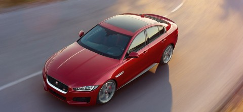 2016 Jaguar XE S: bringing it to the Germans