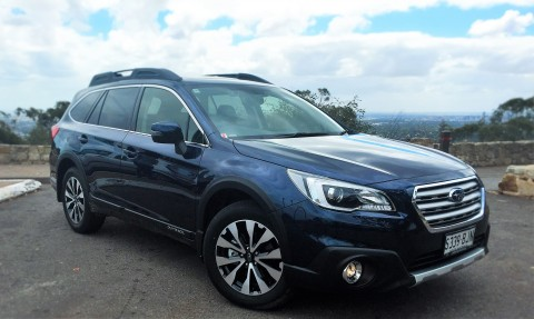 We Test Drive The 2016 Subaru Outback 2.0 Diesel Premium