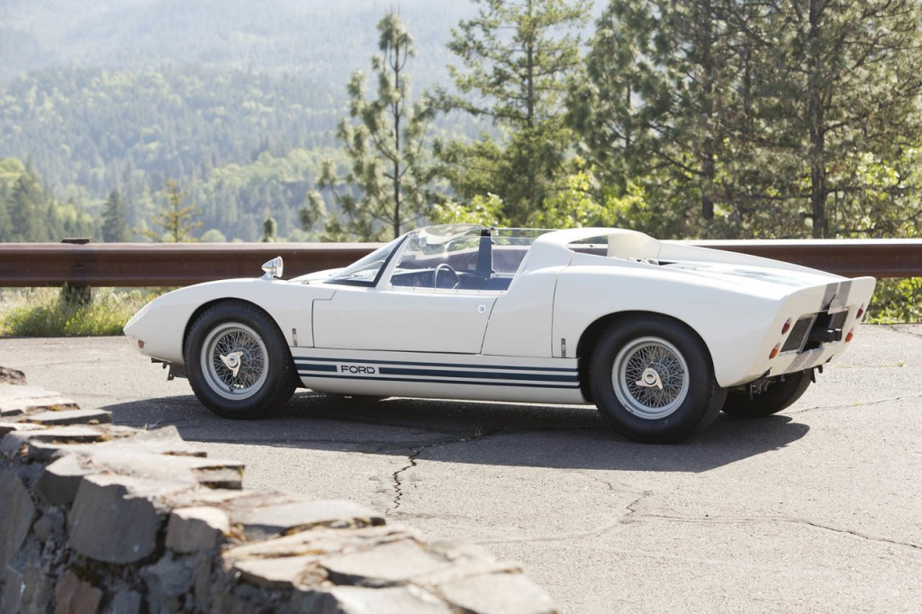 Poetry & Power: The 1965 GT40 Roadster