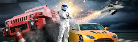 Check out the latest Top Gear trailer