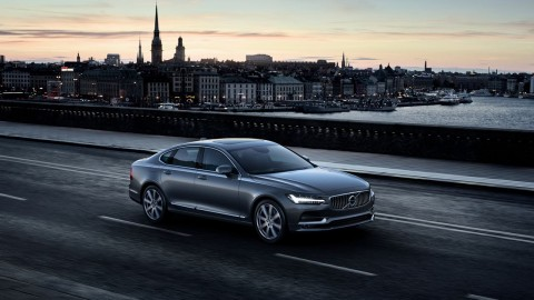 2017 Volvo S90, all class