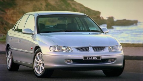 Lots car, small money: VT Series II Calais