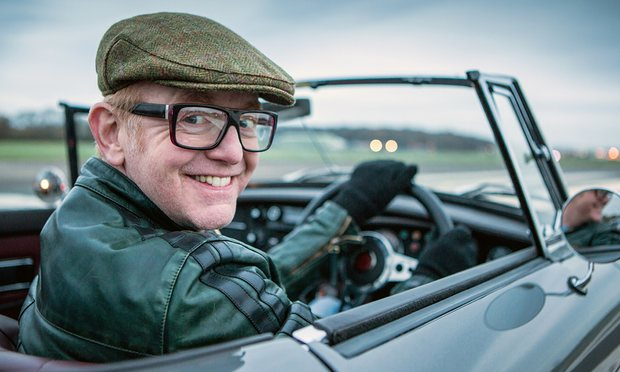 Top Gear says bye-bye to Chris Evans