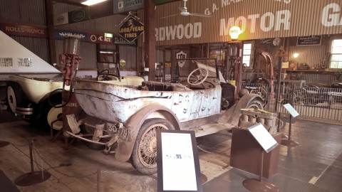 The National Motor Museum, Birdwood, South Australia: A journey of discovery