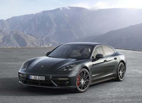 2017 Porsche Panamera: Old dog, new tricks