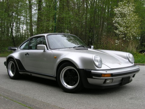 The Widowmaker: Porsche 930 Turbo