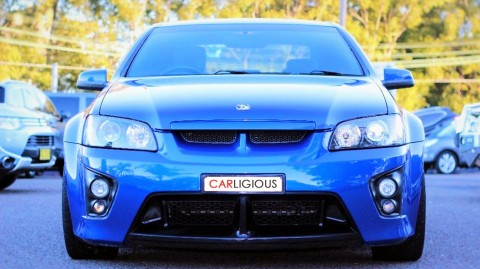 2006 HSV (Holden Special Vehicles) E Series Clubsport R8