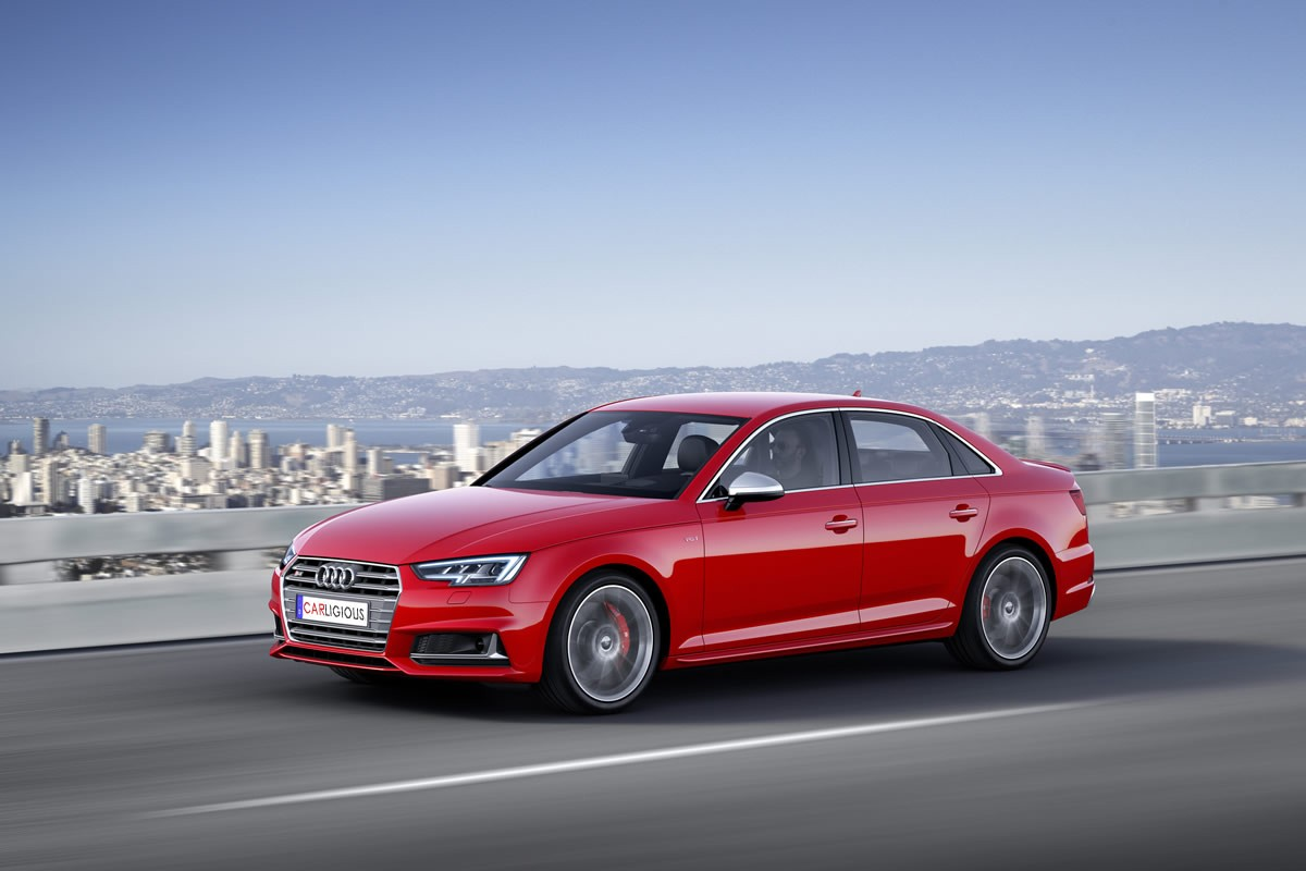 A Is For Audi 2017 S4 Quattro