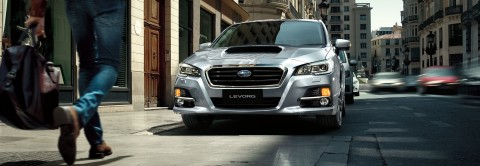 What's in a name? The 2016 Subaru Levorg