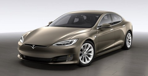 Tesla Model S P100D is the Quickest New Production Car in the World