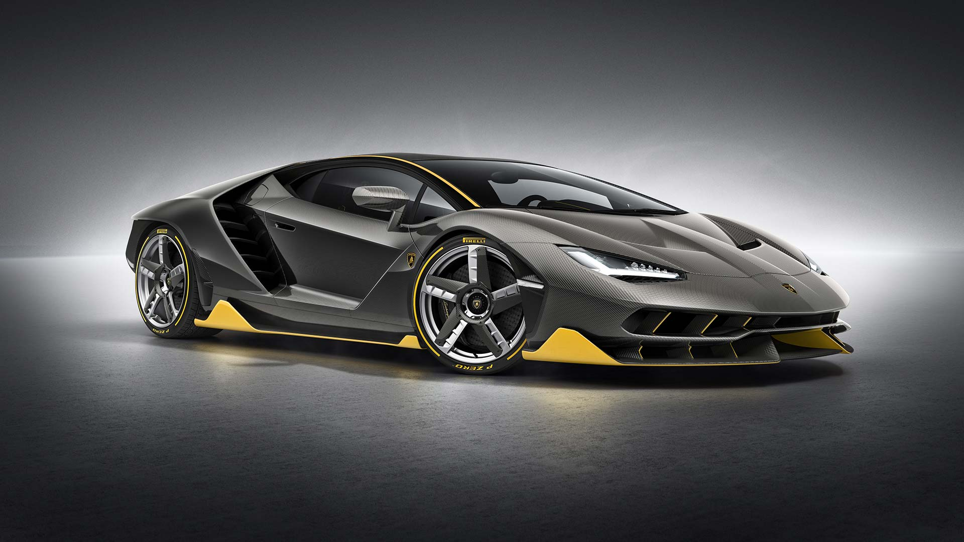 The Lamborghini Centenario is sensational, no bull!