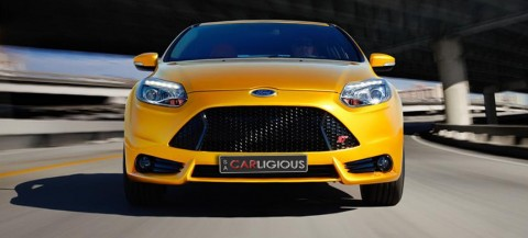 2012-2014 Ford Focus ST Turbo LW MKII Hatch