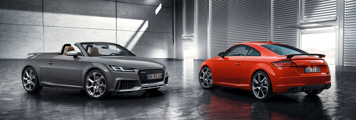 2017 Audi TT RS: Is it a Supercar slayer?