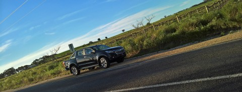We Test Drive The 2017 Holden Colorado LTZ: A Tradie with Muscle!