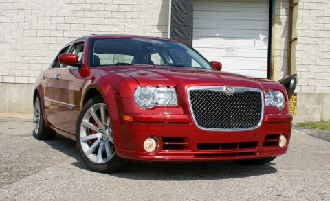 2006-2011 The Chrysler 300c SRT-8