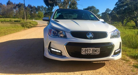 We test drive the 2017 Holden VFII Commodore SSV Redline