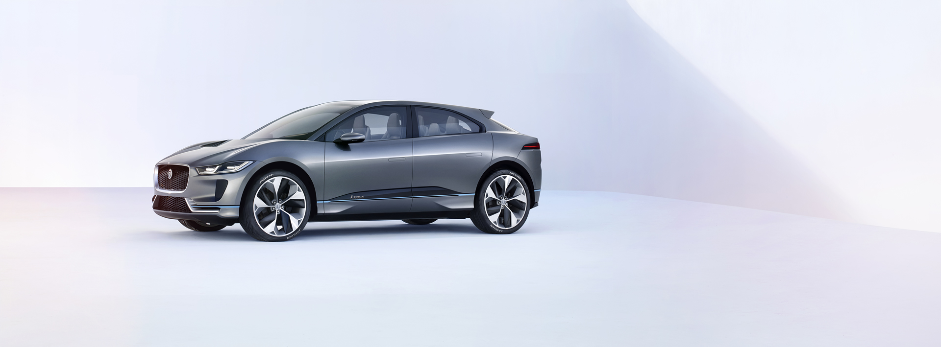EV's are Going Mainstream: Jaguar I-Pace SUV Concept