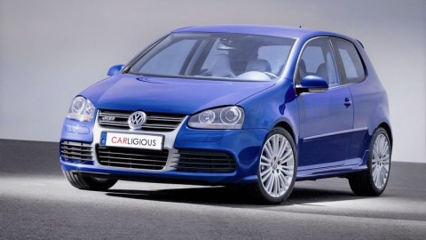 2006 - 2008 Volkswagen Golf R32 V Series