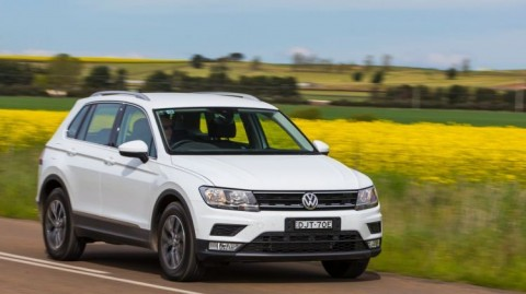Volkswagen Tiguan wins Carsguide Car of the Year 2016