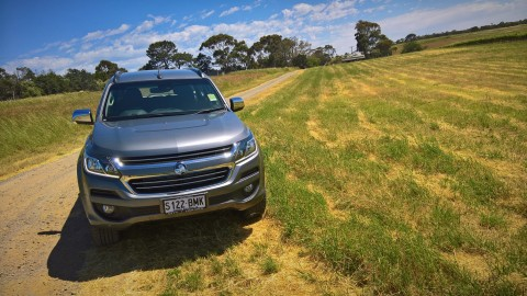 We test drive the 2017 Holden Trailblazer