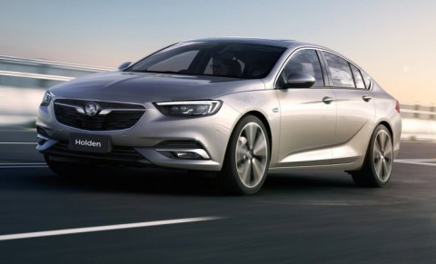 2018 Holden NG Commodore, revealed