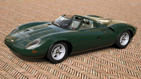 Should have been a legend: 1966 Jaguar XJ13