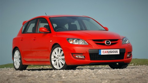 2006-2008 Mazda 3 MPS Sports BK Series 2