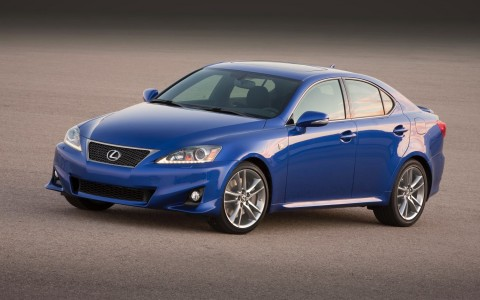 2010-2013 Lexus IS350 F Sport