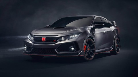UPDATE: CVT rumours for new Honda Civic Type R squashed.