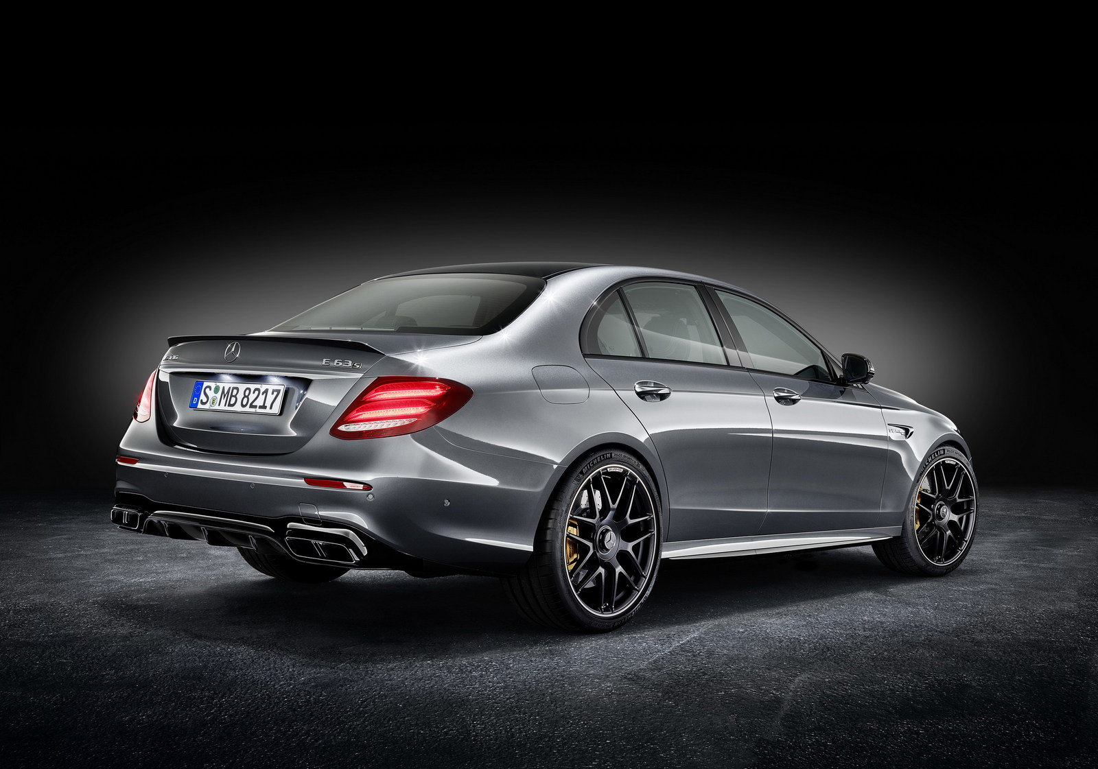 Multi Role Fighter 2017 Mercedes Amg E63 S