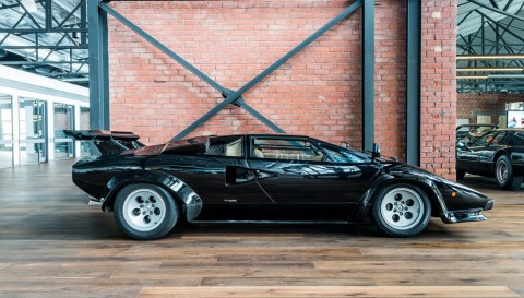 A diamond in the rough: Lamborghini Countach, for sale in Adelaide