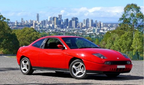 1993-2000 Fiat Coupe: The Good, the Bad and the Ugly