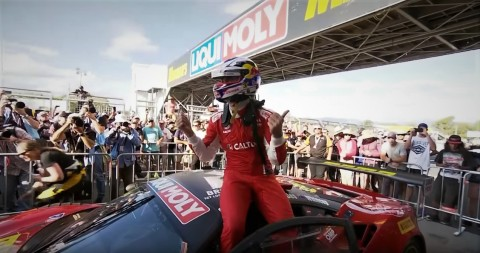 Viva Ferrari: 488 GT3 wins the Bathurst 12 hours