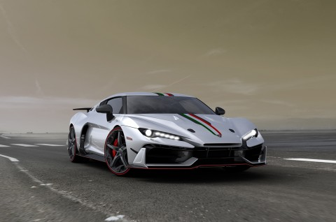 Italdesign Automobili Speciali Supercar
