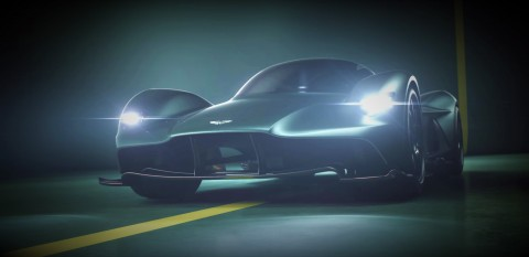 Aston Martin Valkyrie: all hail the hypercar warrior