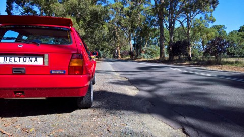 Roger Buratto's Lancia Delta HF Integrale Evo II: A lifelong love affair.