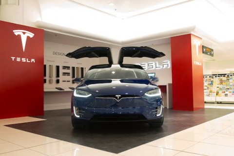 Tesla opens new store in Adelaide, South Australia