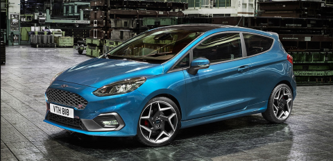 2018 Ford Fiesta ST Turbo: triple the fun