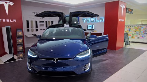 Tesla: Bringing the future to Adelaide.