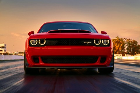 2018 Challenger SRT Demon: Hell On Wheels