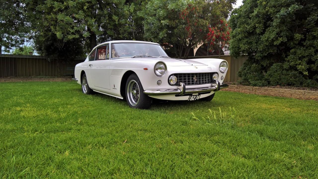 1962 Ferrari 250 GTE: A sweet ride. - Carligious