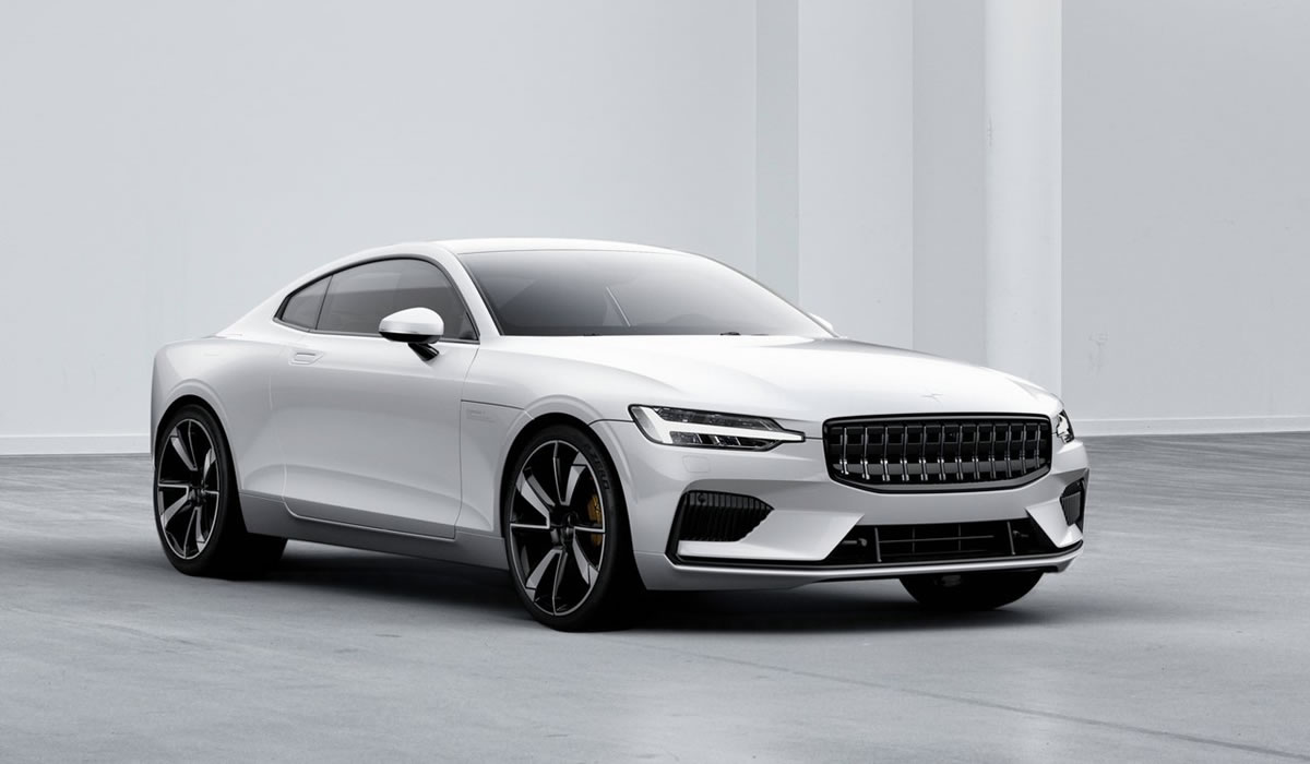 Swede dreams are made of this: Polestar 1 Super Coupe