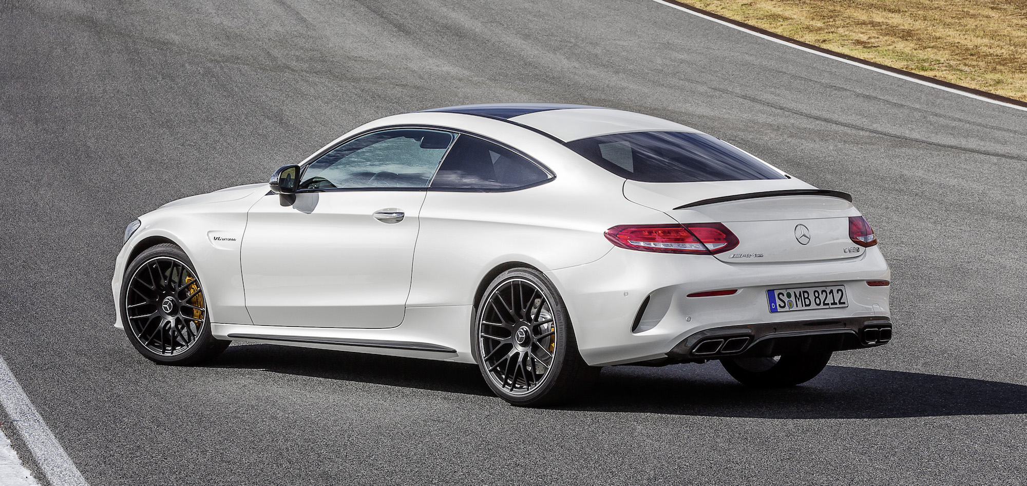 THE BEAST! 375Kw AMG C63 S Coupe, outmuscling the Yanks