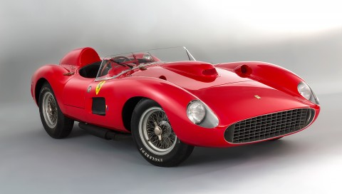"Classic Ferrari sold for ""SILLY"" money. $51 Million AUD. Now the world's most expensive car"