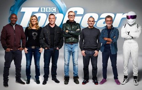 Top Gear formally announces its new hosts