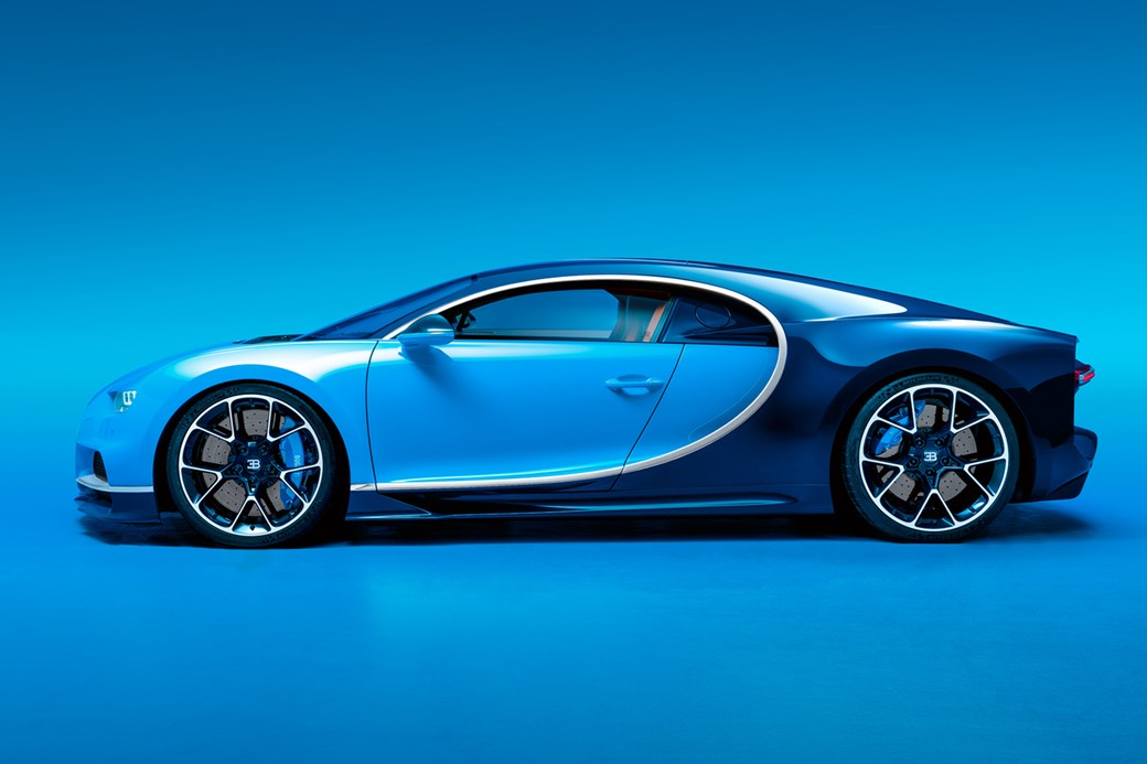 Beauty is in the eye of the beholder - 2017 Bugatti Chiron